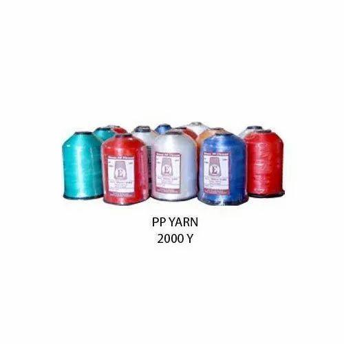 2000Y Polypropylene Yarn