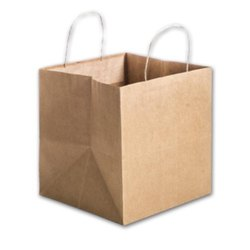 Cake Bag with Paper Twisted Handle