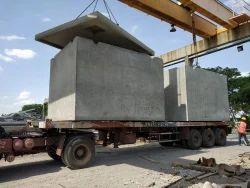 Concrete Water Storage Tank