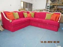 L shape Modern Sofa, for Home
