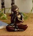 Ihandikart Elegant Buddha Statue, Size/dimension: 6.5 Inches