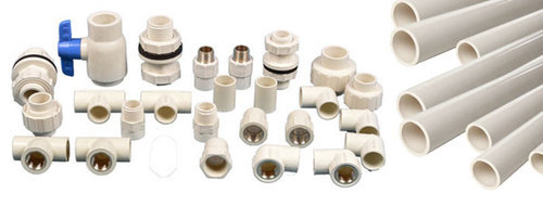 PVC Structure Pipe Fitting, Size: 3/4 And 1 Inch, Rs 10