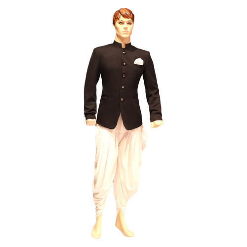 cdedfb249a Mens Banarasi Brocade Party Wear Jodhpuri Suit, Rs 3000 /piece | ID ...