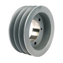 Iron V Groove Pulley