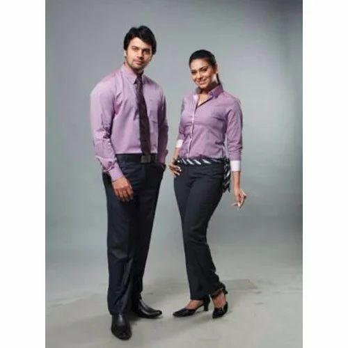 5b745baac24 Cotton Office Uniform