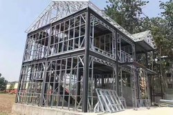 Steel Prefab G 1 Building