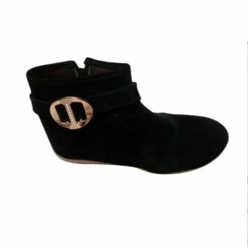 LADIES WOMENS FLAT ANKLE CHELSEA CASUAL LOW HEEL DEALER ZIP UP SHOES BOOTS SIZE