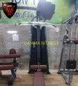 Gamma Fitness Lat Pull Down Station