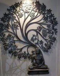 Buddha Murals Art