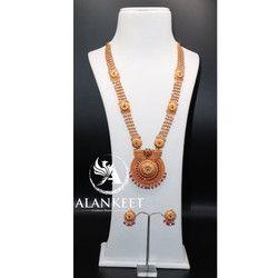 Fancy Indian Designer Long Necklace set