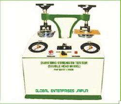 Bursting Strength Tester Double head manual