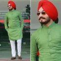 Mens Punjabi Kurta Pajama