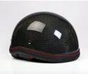 Black Unisex Novelty Carbo Eagle Carbon Fiber Helmet