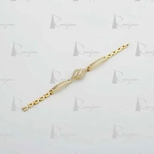 93f6c570f1f8a Ladies Impressive Pattern Bracelet