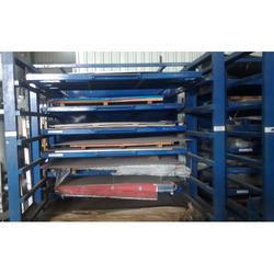 Roll Out Sheet Storage Racks