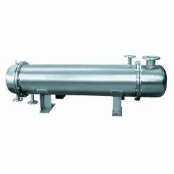 SS Heat Exchanger, For Industrial, Oil