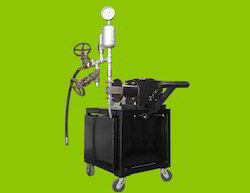 Automatic Hydro Test Pump and Accessories, Max Flow Rate: 10000 LPH