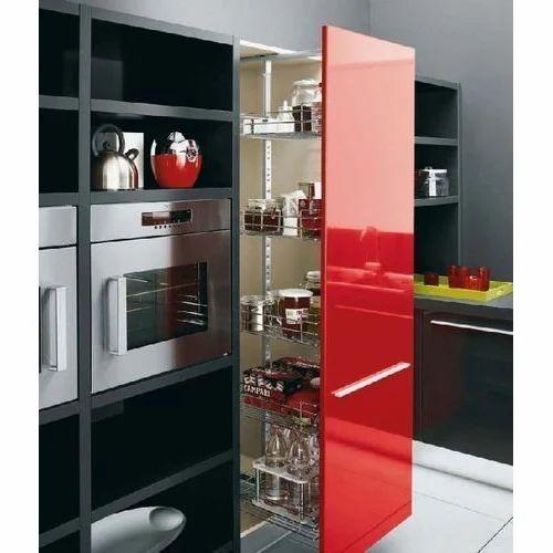 Classic Modular Kitchen Cabinets Rs 18000 Piece: Kitchen Tall Unit, किचन टॉल यूनिट, रसोई टाल यूनिट