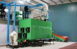 PSIT 3 Phase & 415 V Power Chilli Cleaning Equipment - Brushing Machine, Capacity: 500 to 1000 kg /hr