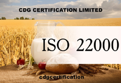 ISO 22000:2018 Certification Services