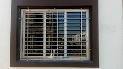 Stainless Steel Grills - SS Grills Latest Price