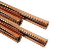 Copper Bonded Earth Rod- Internally Threaded