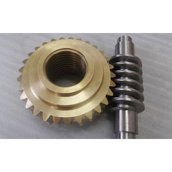 Aluminium Bronze Worm Wheel