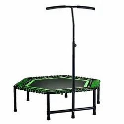 45 inch Rebounder with Handle Bar