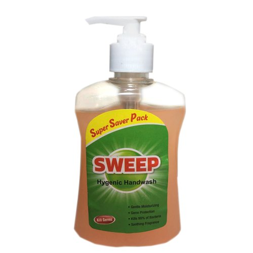 Sweep Gold 99.9% Germ Killing Hand Wash Liquid Soap 250 mL