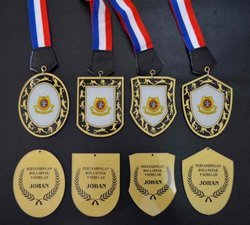 Customised Medals