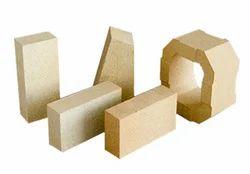 Refractory End Skew Brick