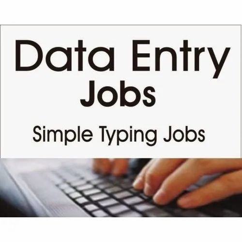 Offline Data Entry Job Services
