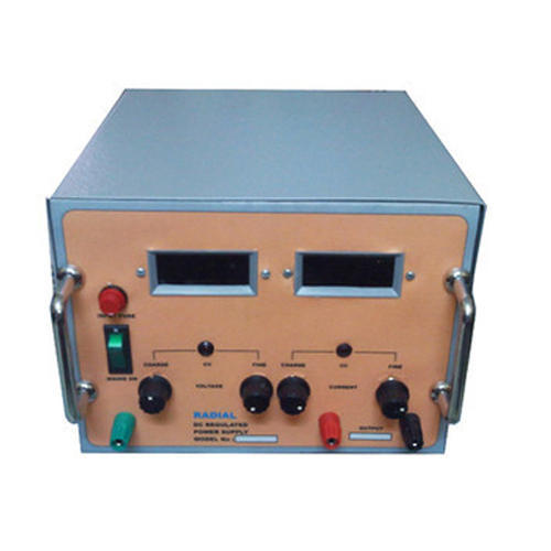 Precise Variable DC Power Supply