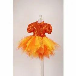 FTC Dance Dress Fire Girl Frock