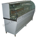 Hot Bain Marie Display Counter