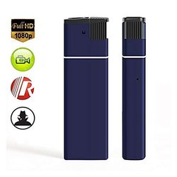 Safetynet Stylish Electric Lighter with Full HD Camera and IR LED