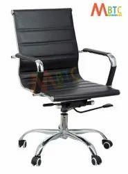 MBTC Fusion Medium Back Revolving Office Chair