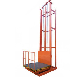 Wall Mounted Goods Lift
