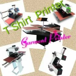 T Shirt Printing Machines