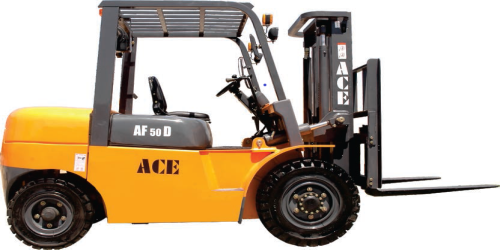 ACE Diesel Forklift 5 Ton at Rs 1750000/piece | ACE Forklift | ID:  20810244148