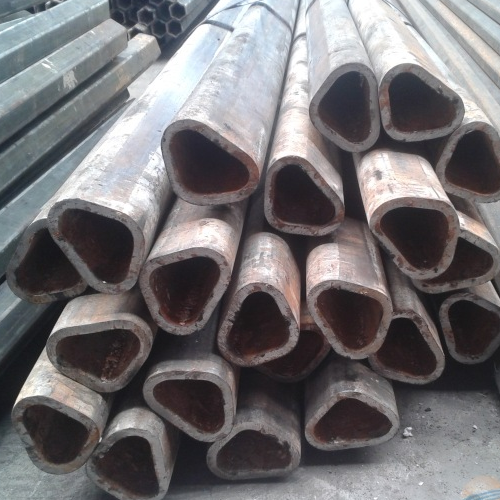 Alloy Steel Triangular ERW Pipes