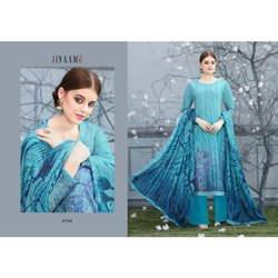Party wear Jinnam's Jinaam Zahara Cotton Suits