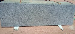 Polished P- White Granite for Flooring, Thickness: 15-20 mm