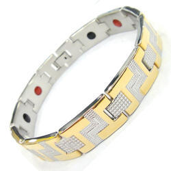 Magnetic Germanium Bracelets