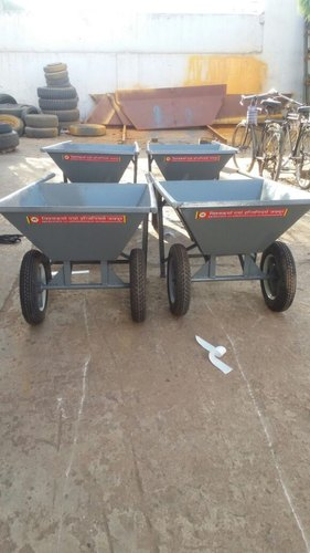 Construction Hand Trolley