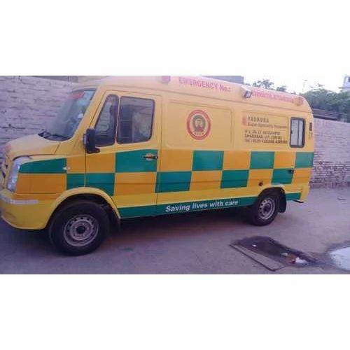 Swaraj Mazda Mobile Medical Van - Aov Instromedix, Delhi