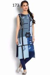 women village designer kurti