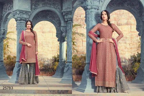 6c9e7a79b292 Ladies Indo Western Dress - Designer Pakistani Western Wear Dress  Manufacturer from Surat