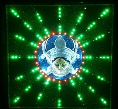 Green Light Emitting Diode Type Of
