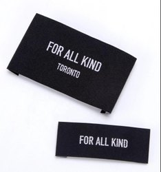 Custom Sew On Labels for Clothing